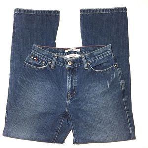 Tommy Hilfiger Boyfriend Jeans Medium Wash 28